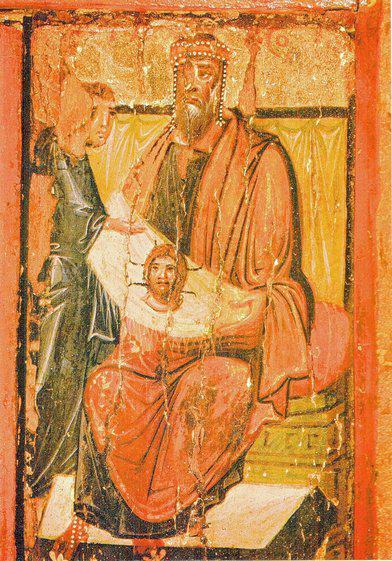 Le linceul de turin serait il cach sous les traits du mandylion limage dedesse est elle le saint suaire fandeluxe Images
